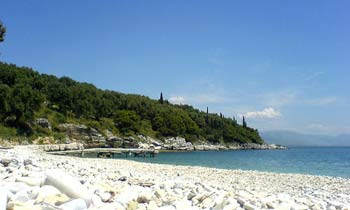 Dimitri Beach Villa Corfu